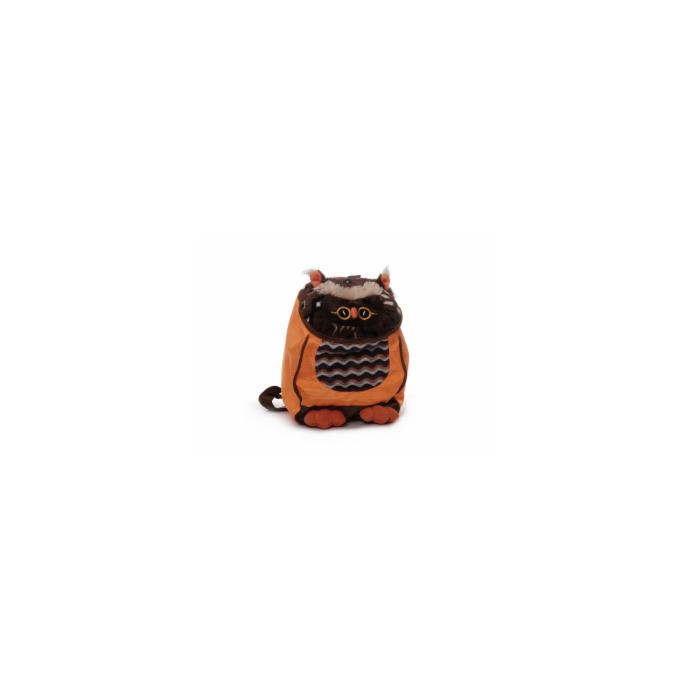 Kinderrucksack Tier-Rucksack Kindertasche süßes Design Eule pflegeleicht