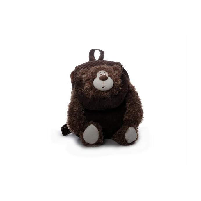 Kinderrucksack Tier-Rucksack Kindertasche im süßen Design Bär