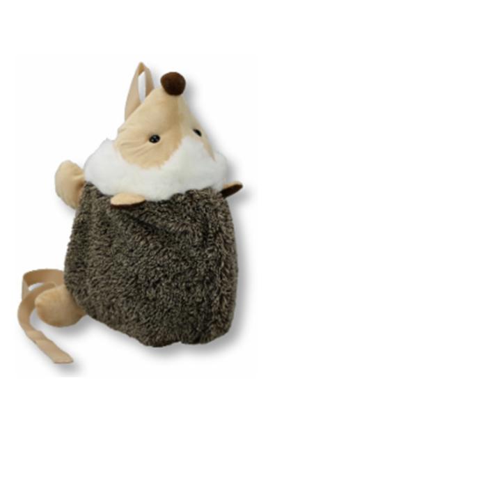 Kinderrucksack Tier-Rucksack Kindertasche im süßen Design Igel