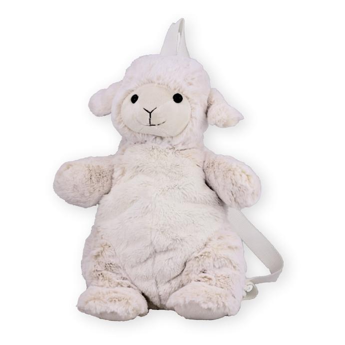 Kinderrucksack Tier-Rucksack Kindertasche im süßen Design Schaf Beo