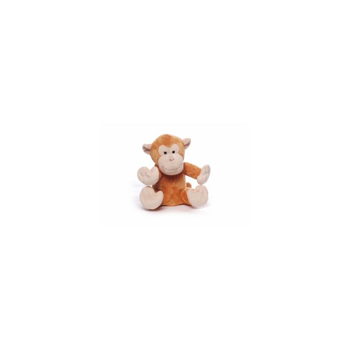 Wärmetier Wärmekissen Körnerkissen Heizkissen Kuscheltier Affe