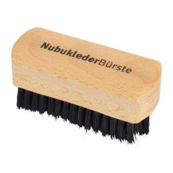 Redecker Schuhbürste für Nubukleder mit...