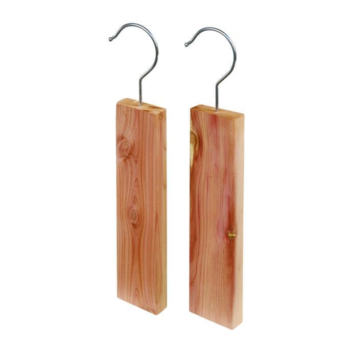Redecker Zedernholz Kleiderbügel 2er Pack