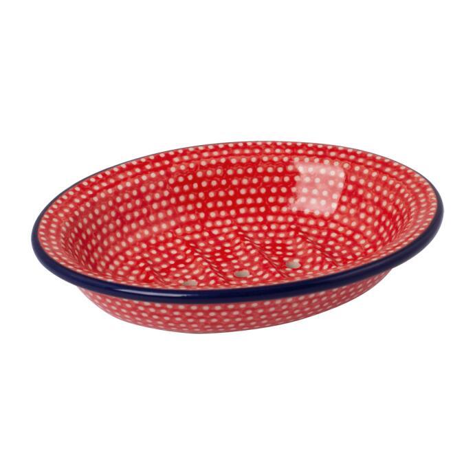 Bunzlauer Keramik Seifenschale ver. Muster