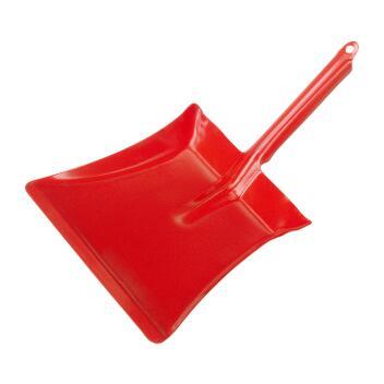 Redecker Kinderkehrschaufel Kinder-Handfeger Kehrblech Schaufel rot