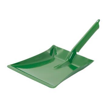 Redecker Kinderkehrschaufel Kinder-Handfeger Kehrblech Schaufel grün