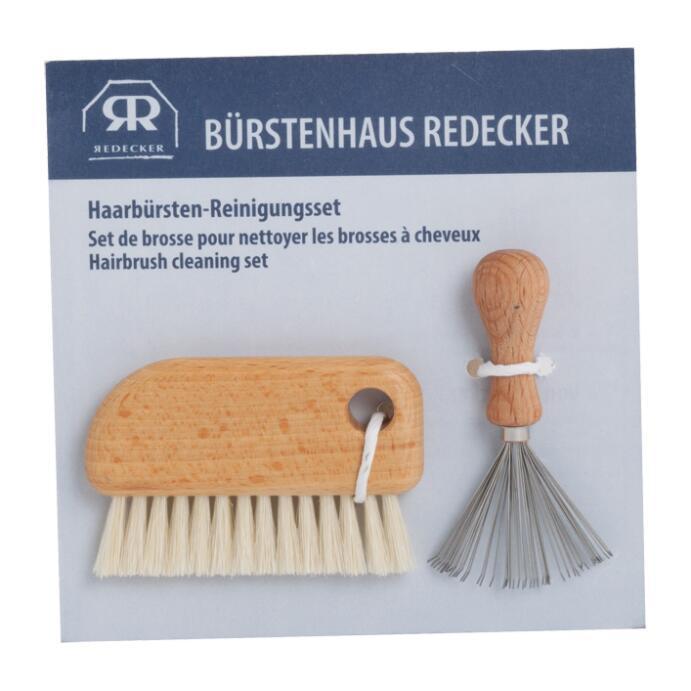 Redecker Haarbürsten Reinger Reinigungs Set