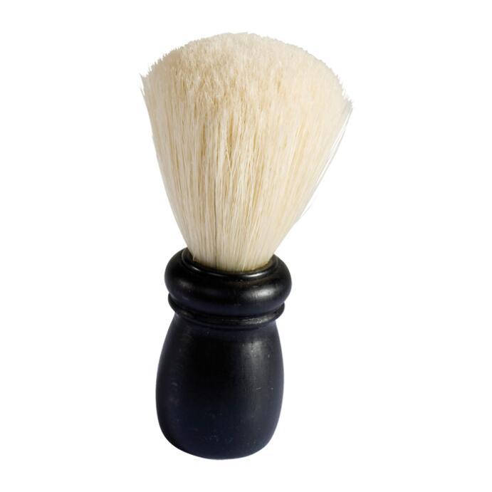 Redecker Barbierpinsel Buche schwarz