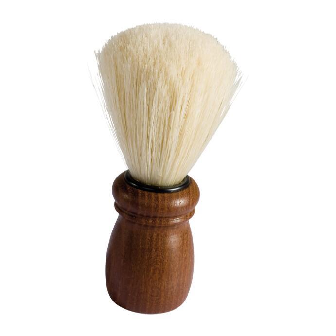 Redecker Barbierpinsel Buche braun