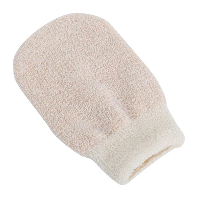 Redecker Massagehandschuh mit Nessel Kupfer