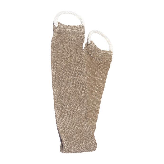 Redecker Massagegurt Flachs Baumwolle
