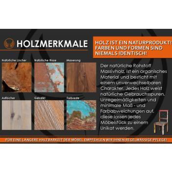 Sideboard Elements 160cm Sheesham Lowboard Highboard Kommode Schrank Tisch