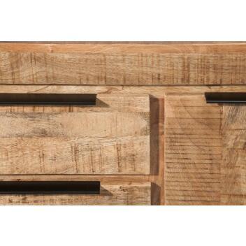 Sideboard Iron Craft 175cm Mango Lowboard Highboard Kommode Fernsehschrank