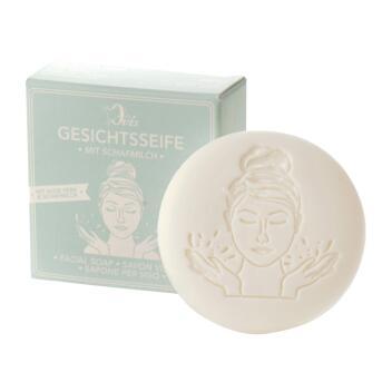 Ovis Gesichtsseife Aloe Vera Schafmilch für jeden Hauttyp 50 g